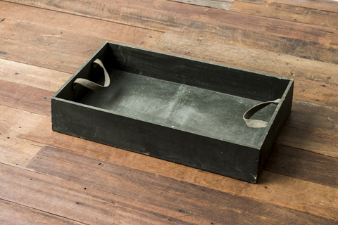 FRENCH Army Wood Box