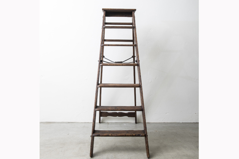SIMPLEX LADDER Wooden stepladder