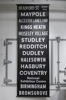 London Bus signs