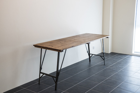 British army folding table